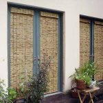 Photo of Tortoiseshell BrownStitch Bamboo Blind