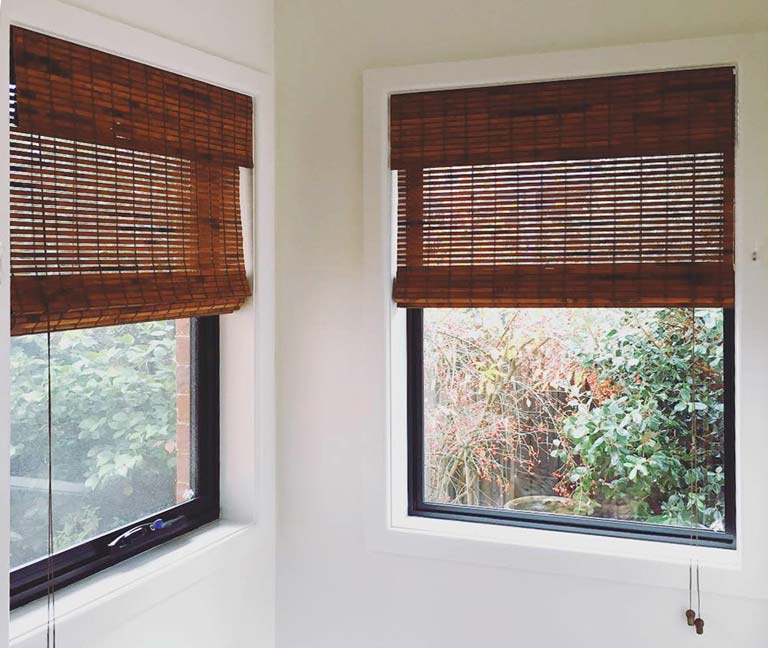 Bali Style Classic Range Bamboo Blinds