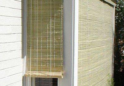 Classic Range 'Natural' Custom Bamboo Blinds